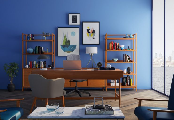 peinture salon